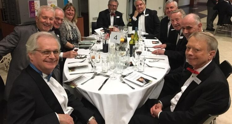 Table 4 at The Annual Dinner